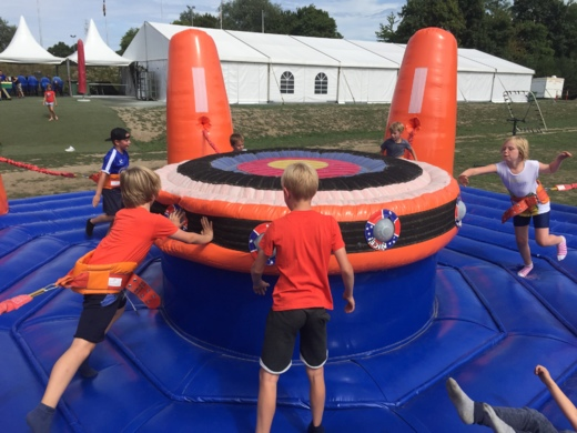 Inflatable adventure 2019