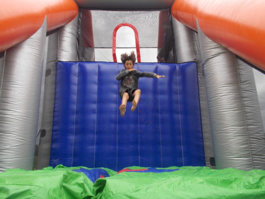 Inflatable adventure